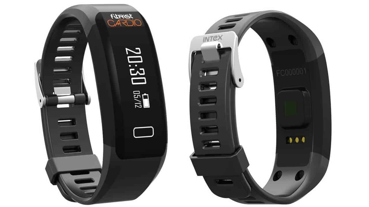 Intex FitRist Cardio launched