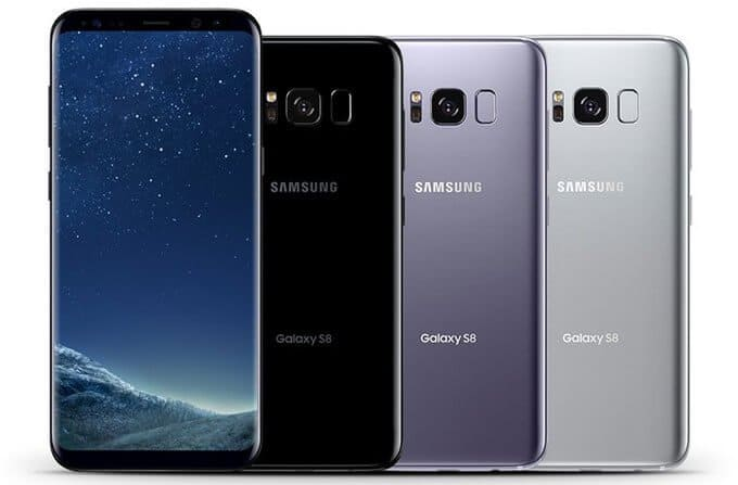Samsung Galaxy S8 and Galaxy S8+ launched