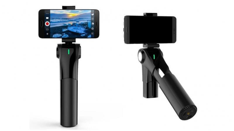 Xiaomi introduce three-axis smartphone stabilizer
