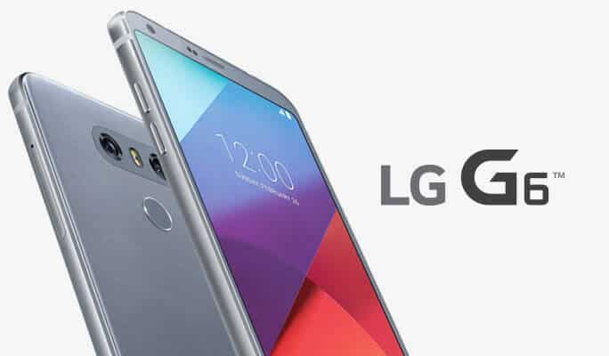 LG G6 launched