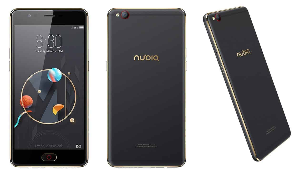 Nubia M2 Lite launched