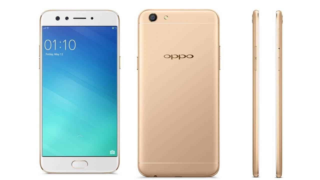 OPPO F3 launched