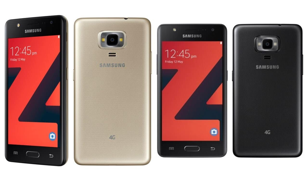 Samsung Z4 launched