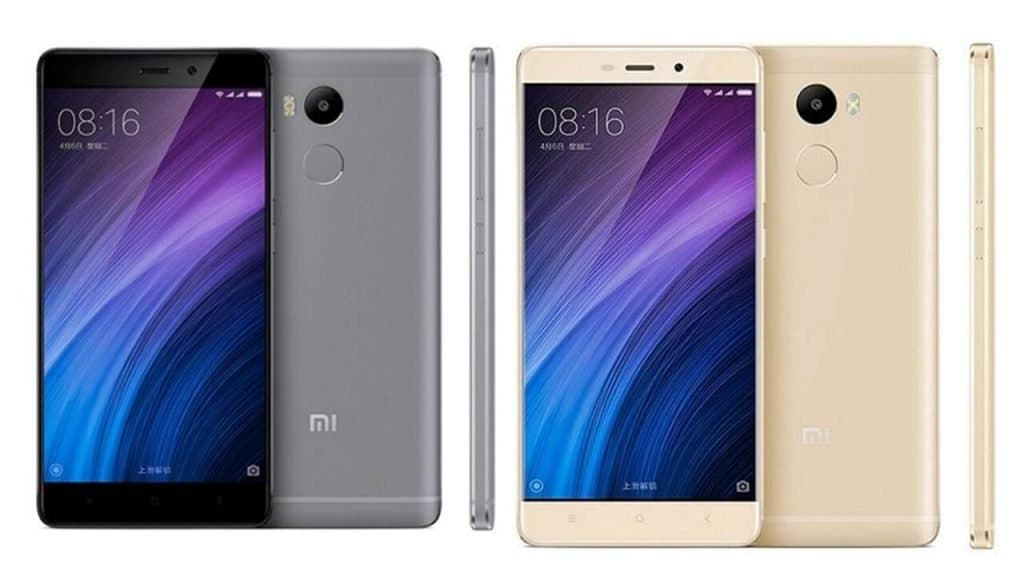 Xiaomi Redmi 4 launched