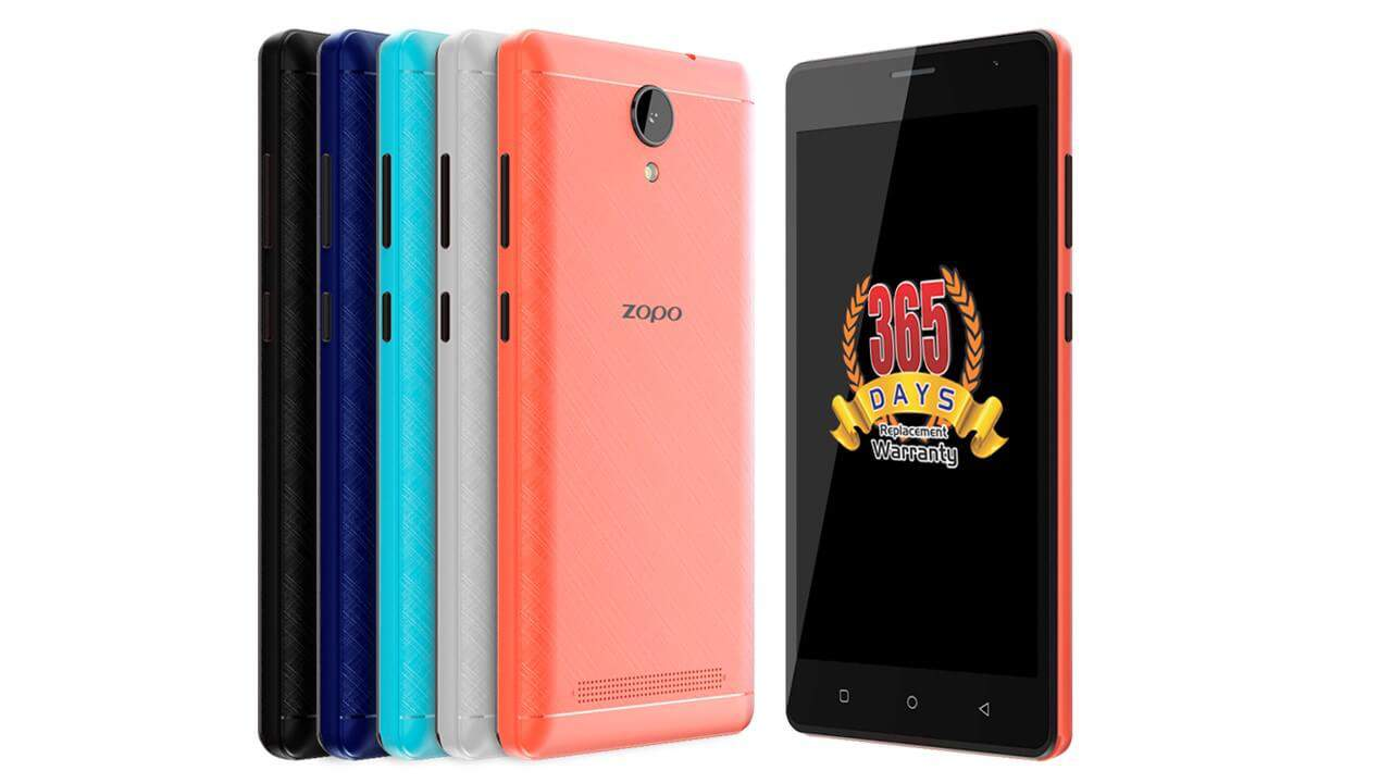 ZOPO Color M5 launched