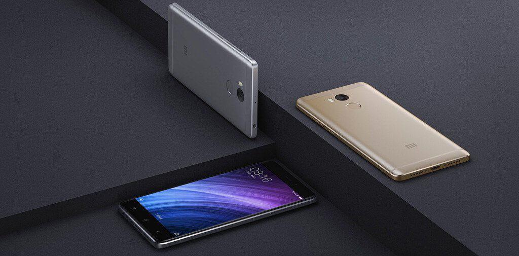 Xiaomi Redmi 4 launched