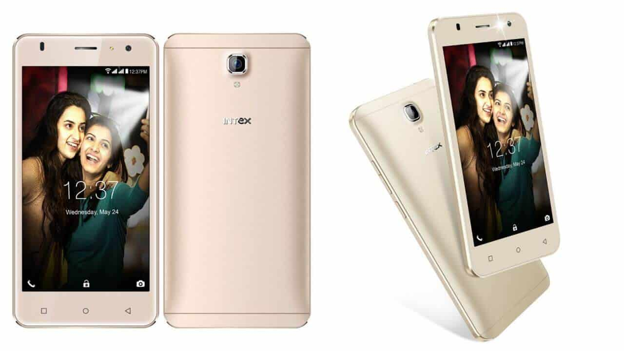 Intex Aqua S3 Launched For Rs 5777 With 5 Inch Hd Display
