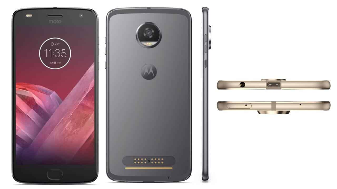 Moto Z2 Play launched
