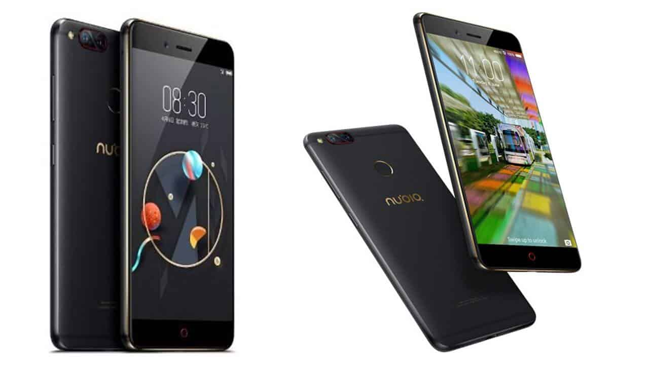 Nubia Z17 mini launched
