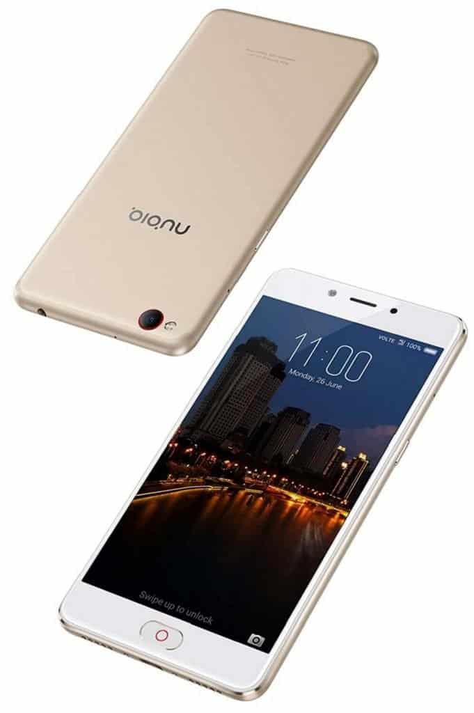 Nubia N2 launched