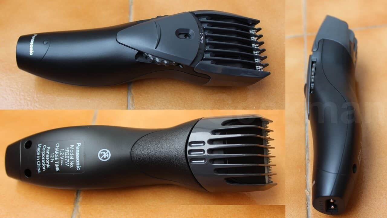 Panasonic ER207WK44B Trimmer Review