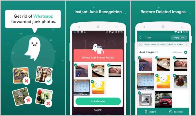 Stash - Junk Photo & Video Cleaner