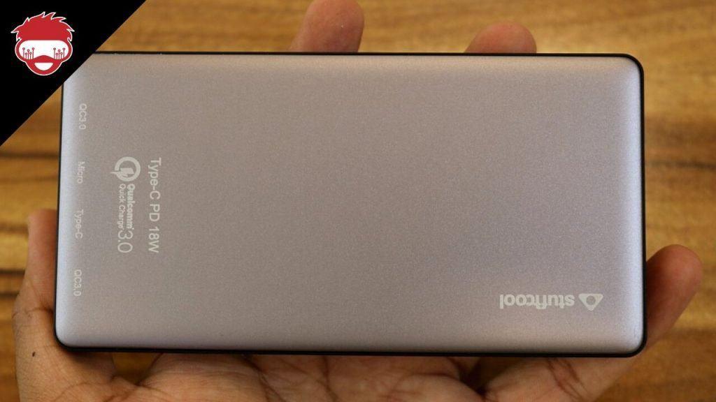 Stuffcool PD 10000 mAH Power Bank