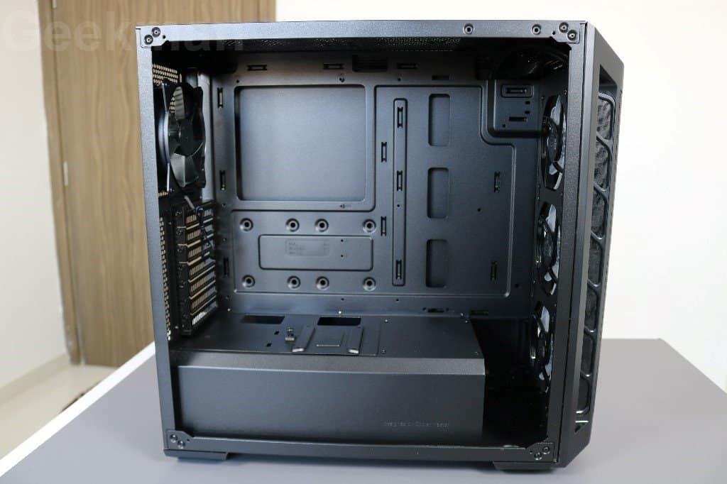 Cooler Master Masterbox MB511 inside