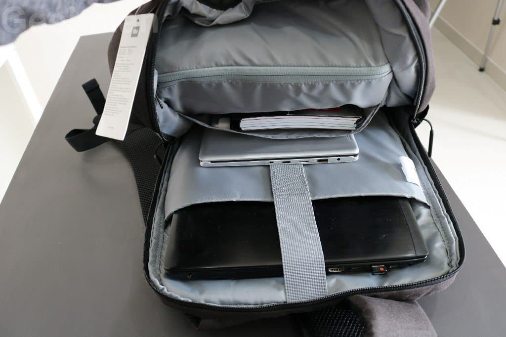 Mi Business Casual Backpack second pocket