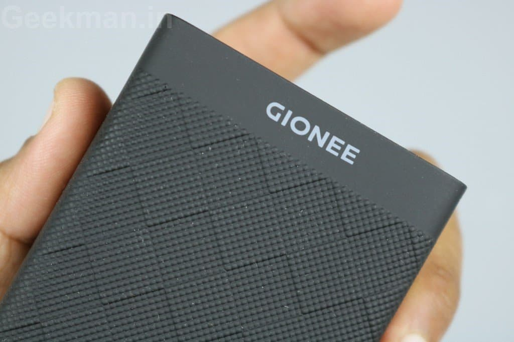 Gionee 10000 mAh Power Bank