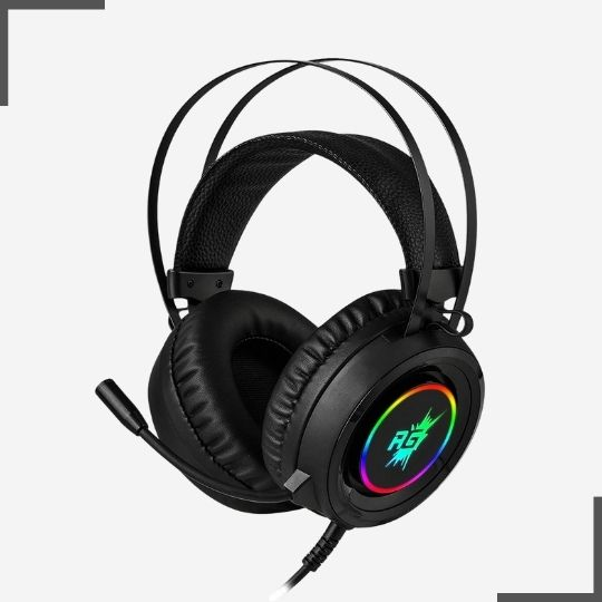 Redgear Cloak best gaming headphones under 1000