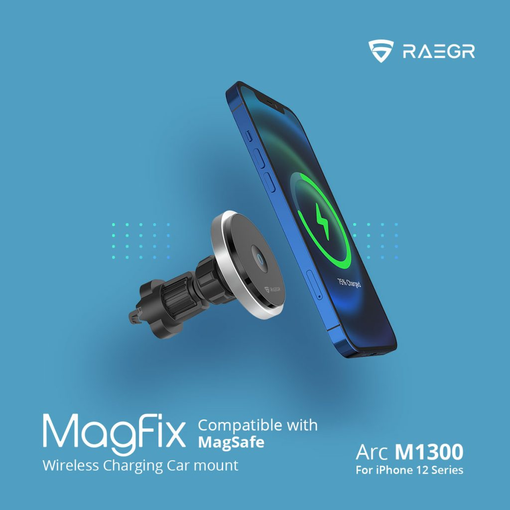 Magix wireless car charger