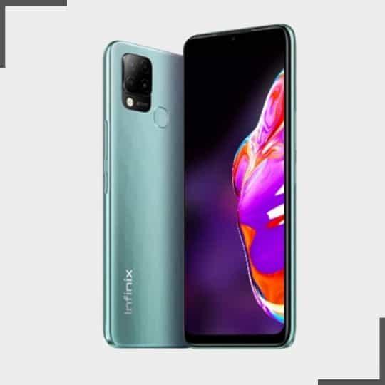 Infinix Hot 10S best phones under 10000