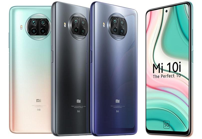Xiaomi Mi 10i launched