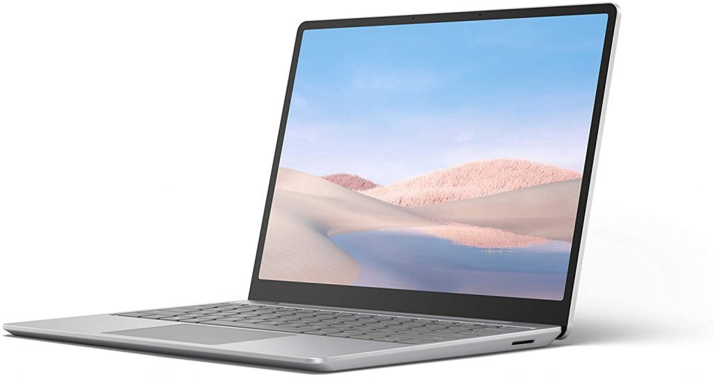Microsoft Surface Laptop Go Launched