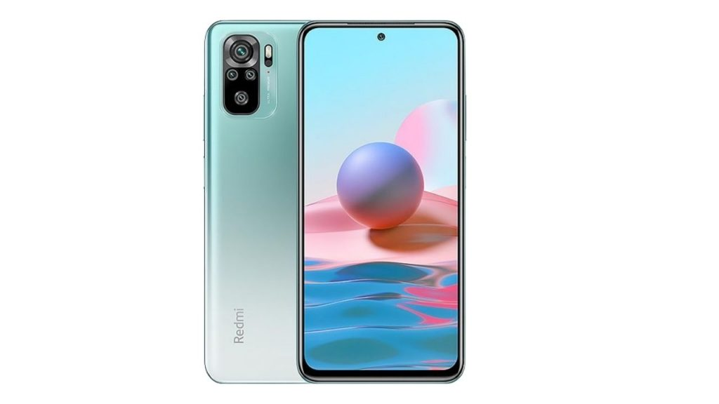 Redmi Note 10S launched