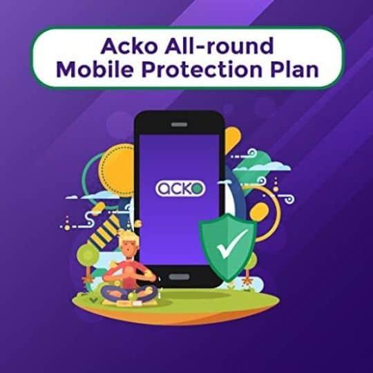 Acko Phone Insurance