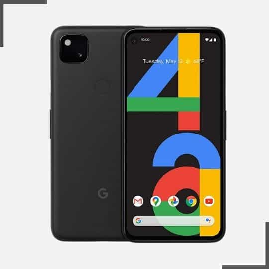 Google Pixel 4A best phones under 30000