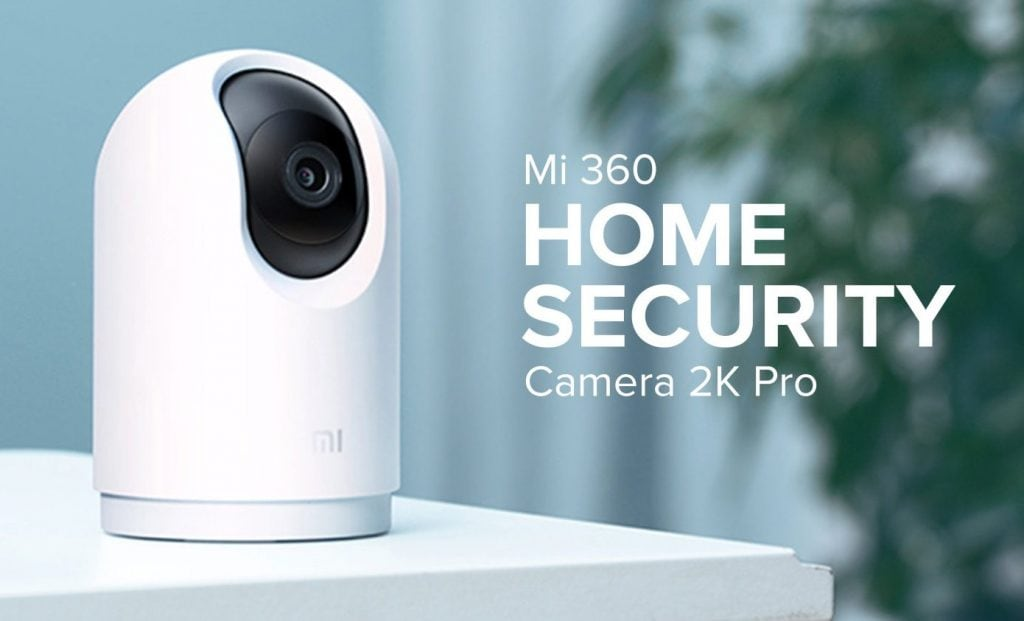 Mi 360° Home Security Camera
